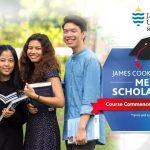 Học bổng ĐH James Cook Singapore 2020 kỳ nhập học tháng 11/2020