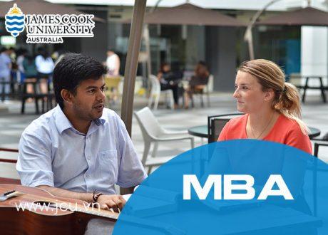 Thạc sĩ quản trị kinh doanh (MBA) – Đại học JCU Singapore