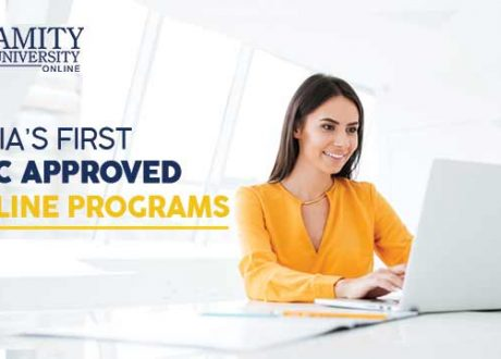 Khóa học Online trường Amity Singapore – Du học tại nhà, an toàn, tiết kiệm
