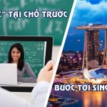 """Hội thảo trực tuyến """"Du học tại chỗ trước, bước tới Singapore sau"""""""