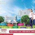 Hội thảo trực tuyến – Du học tại học viện MDIS Singapore và Triển vọng nghề nghiệp sau đại dịch