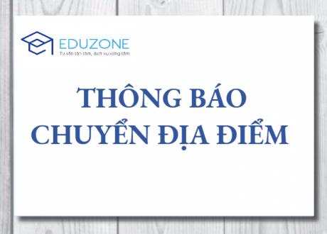 Thông báo: Chuyển văn phòng làm việc tại Hà Nội