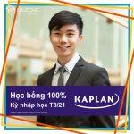 Học bổng 100% học phí tại Học viện Kaplan Singapore