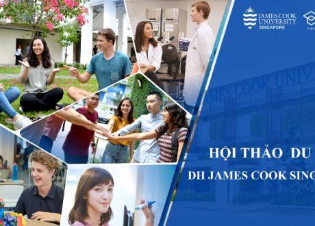 """Hội thảo """"Du học Singapore ngành kinh doanh trường nào tốt nhất?"""""""