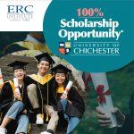 Tư vấn trực tuyến: Học viện ERC và học bổng 100% học phí Đại học, Thạc sĩ