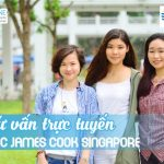 "Tư vấn trực tuyến: ""Du học Singapore 2022 tại James Cook sau Covid"""